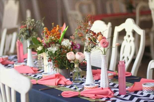 Декор и оформление стола
