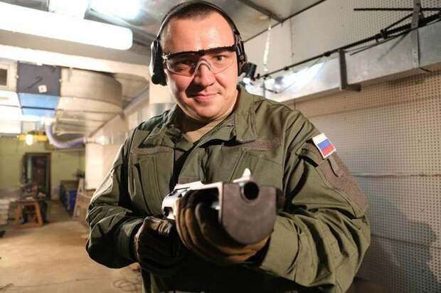 ОЦ-62: необычный гибрид револьвера и ружья