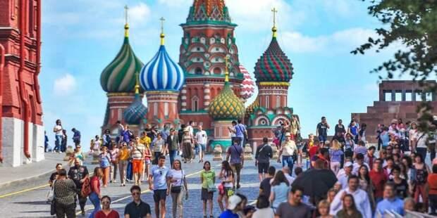Сергунина: Russpass запускает цикл познавательных видеороликов о Москве. Фото: mos.ru