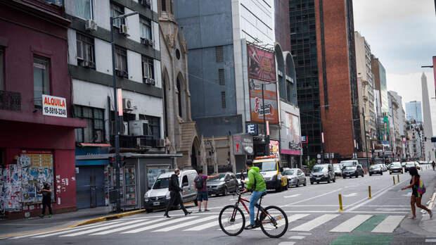 В Аргентине зафиксировали более  27 тысяч случаев коронавируса за сутки