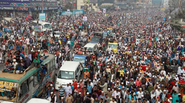 Бедным странам нехватает времени: как рост численности населения повлияет намировую экономику