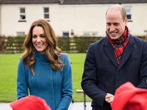Принц Уильям привился от коронавируса