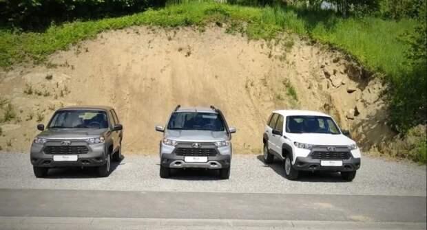 Lada Niva Travel — во сколько отечественный автомобиль обходится в Германии, Чехии и Словакии