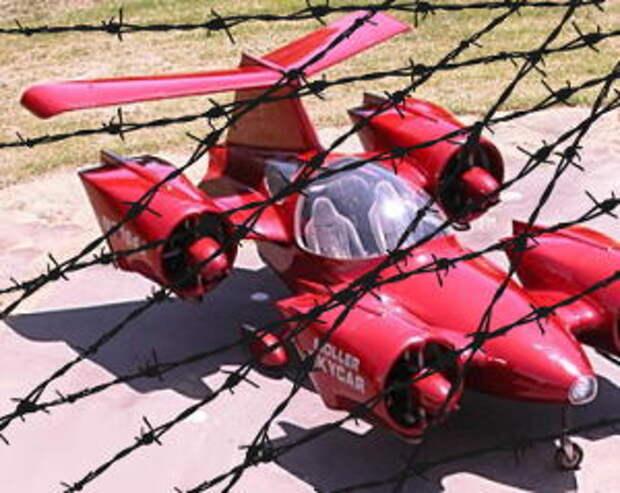 Почему у нас никогда не будет летающего автомобиля?