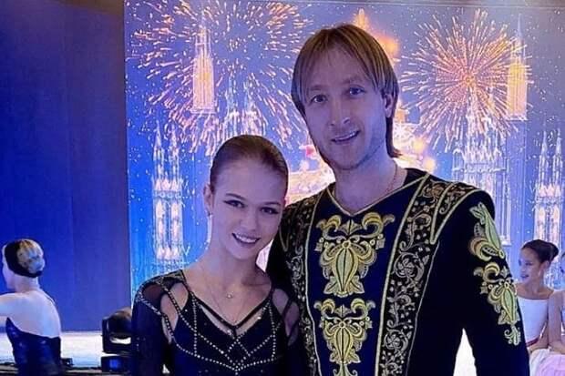 Плющенко сообщил об уходе Трусовой к Тутберидзе