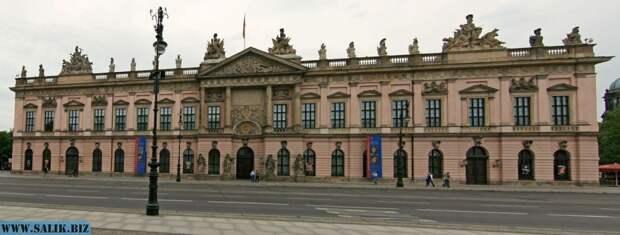 Национальный исторический музей.