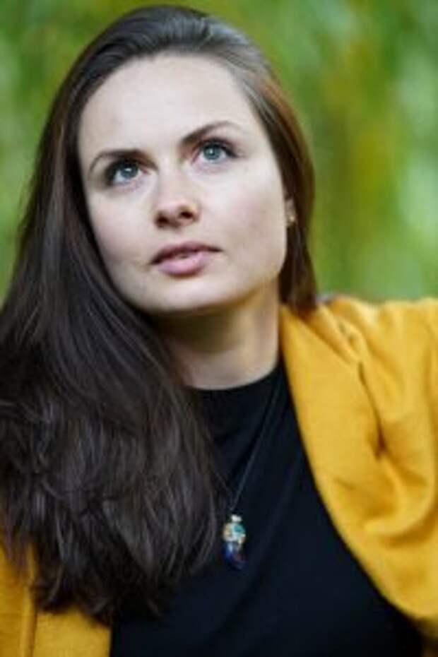 Мария Петропавловская / Из личного архива