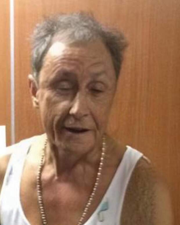 Дед Киану и баба Настя: знаменитостей состарились с помощью приложения FaceApp