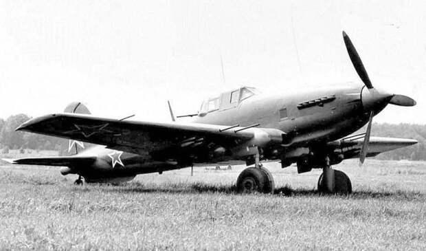 Последний штурмовик Ильюшина. Реактивный Ил-40