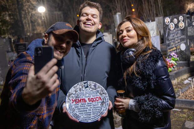 Маруся Климова и Вячеслав Манучаров снимаются в новогодней криминальной комедии