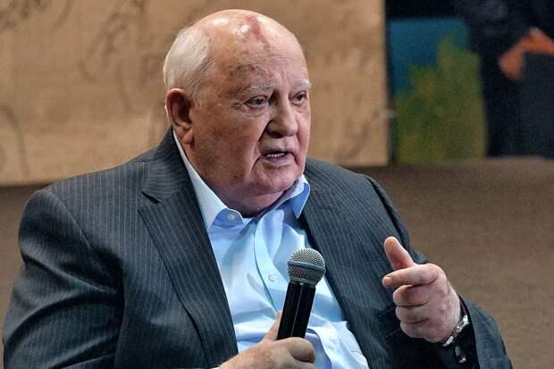 Сенатор Алексей Пушков обвинил Михаила Горбачева в сокрушительном поражении СССР