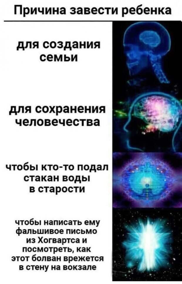 Истории и мемы про
