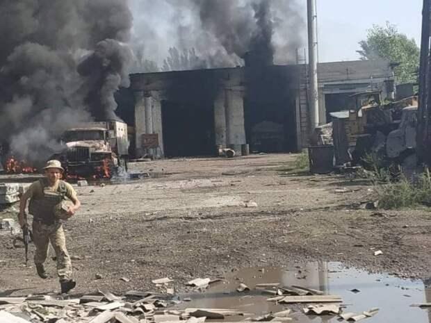 Ответный удар ДНР по украинской базе ВДВ застал последних врасплох