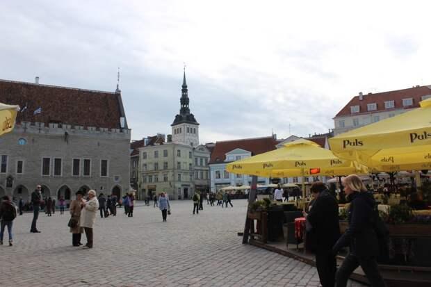 Жители Эстонии недовольны выходками США в Прибалтике