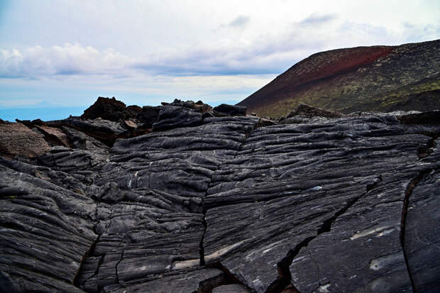 текстуры лавы