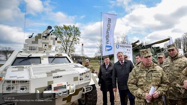 Рекордный гособоронзаказ на Украине озолотит главу «Укроборонпрома» и его жадных патронов