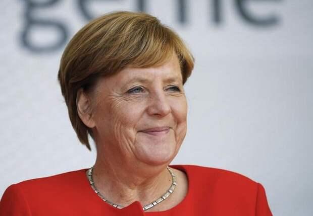 Ангела Меркель перестала скрывать: никакие санкции США не остановят «Северный поток-2»