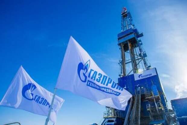 """""""Газпром"""" потратит до 2 млрд рублей на мониторинг ледовой обстановки при бурении скважин"""