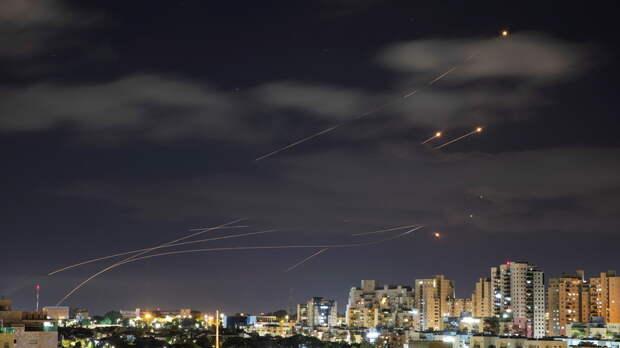 Израиль заявил о запуске 3440 ракет из сектора Газа с 10 мая