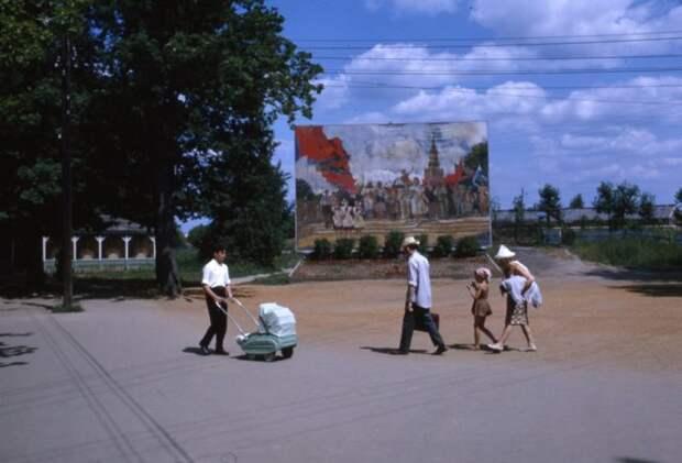 Профессор из США смог показать СССР таким, каким не видели его другие