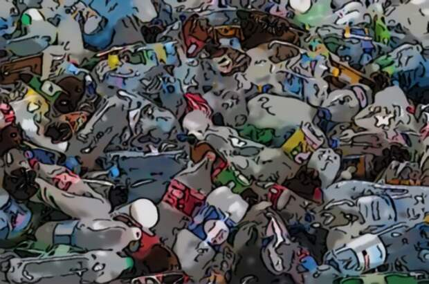 Ни для кого не секрет, что пластик крайне опасное вещество -