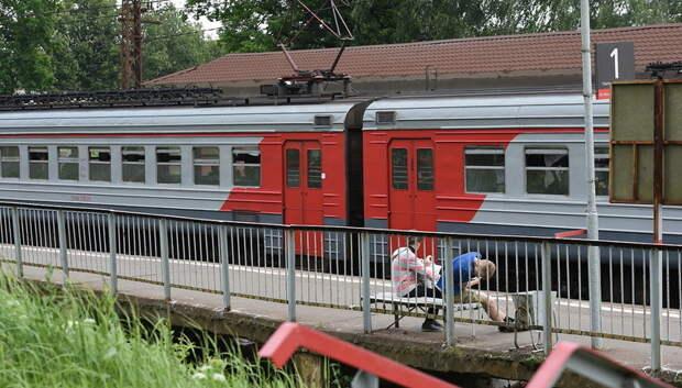 Расписание поездов на Большом кольце МЖД изменится в начале июня из‑за ремонта