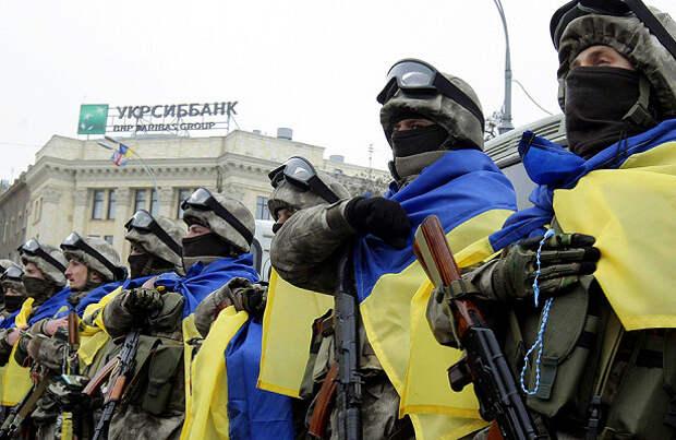 На Украине готовятся к созданию концлагерей для россиян и поддерживающих Россию
