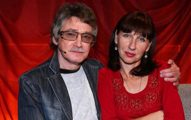 Игорь Владимирович и Анна Табашникова