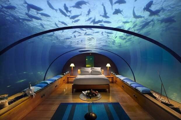 Крутые отели, в которых хочется оказаться прямо сейчас