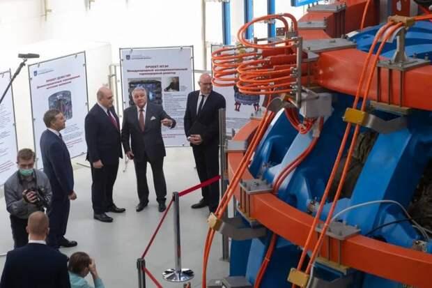 Токамак Т-15МД. Новые возможности для российской и мировой науки
