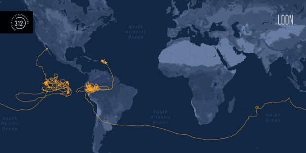 Стратостат Loon провел 312 дней в воздухе