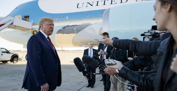 Трамп, «глубинное государство» и сирийская политика США: бесконечные «вечные войны»
