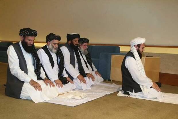 Афганские талибы решили неподдаваться американскому давлению— заявление