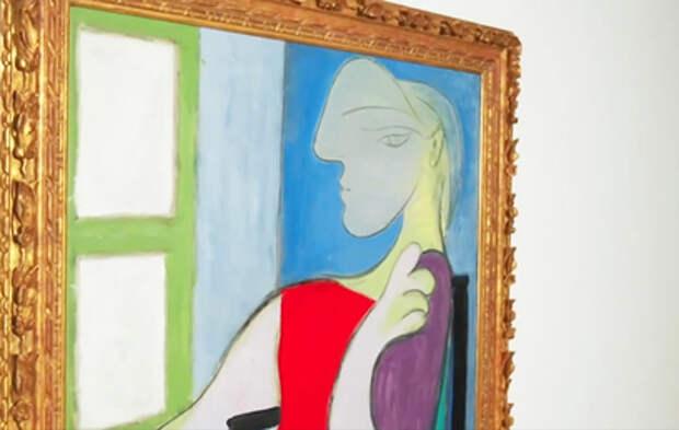 Картину Пабло Пикассо продали на аукционе за $103 млн