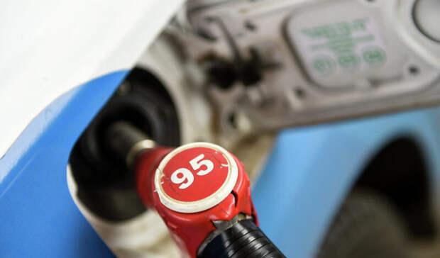 Четыре месяца подряд дорожают бензин иДТвМоскве