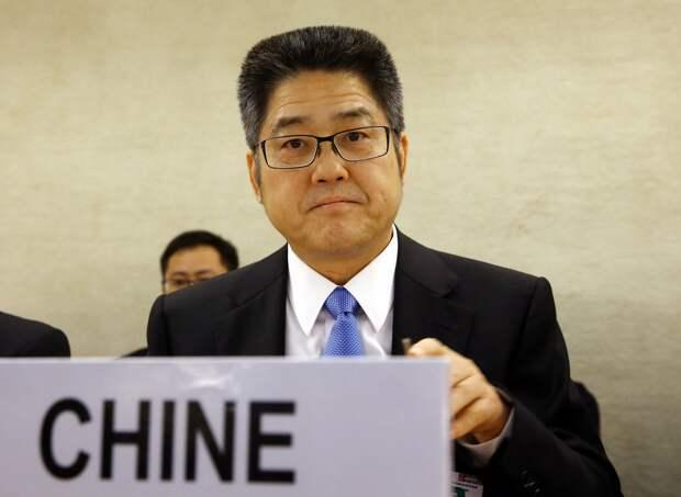Пекин заявил о нечистой совести США
