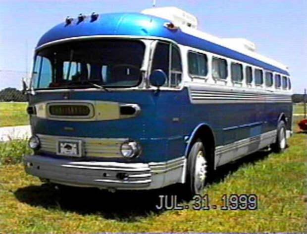 GMC Bus