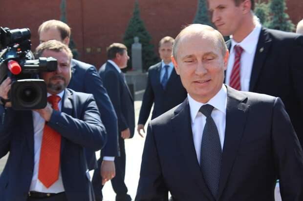Путин признался, что у него нет мобильного телефона