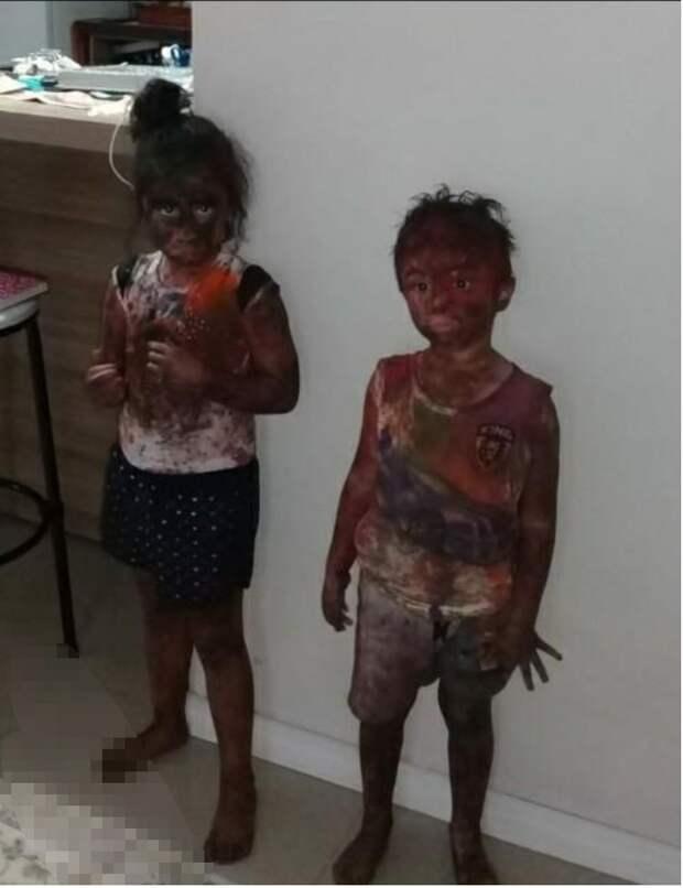 Детки, которые затихли