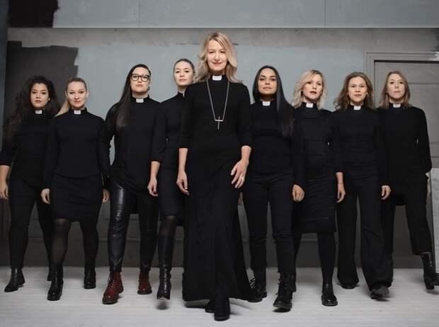 В РПЦ высказались о шведских женщинах-священниках