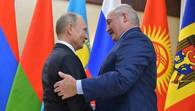 Владимир Путин иАлександр Лукашенко готовы идти кобъединению государств | Продолжение проекта «Русская Весна»