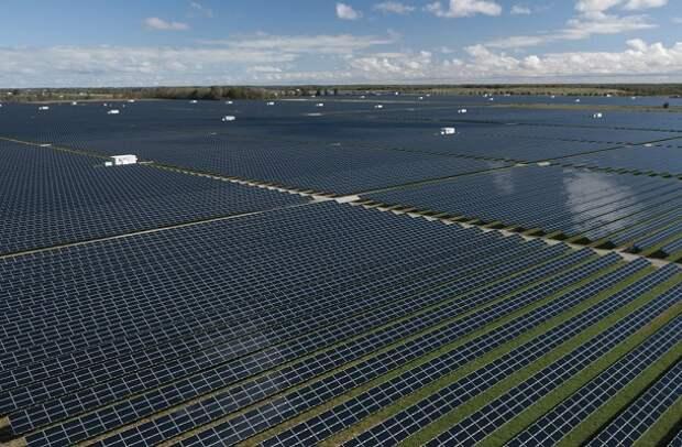 США тормозят импорт из КНР материалов для солнечных батарей