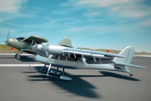 Российская замена украинскому Ан-2 будет готова к 2022 году
