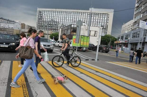 Гроза обрушится на Москву в ближайшие часы