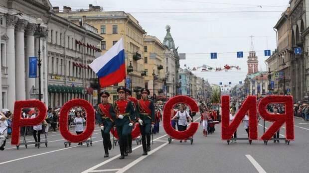 Россия здорового человека. Навальнятам – не читать!