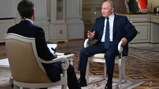 Путин заявил, что не думает о защите после ухода с поста президента