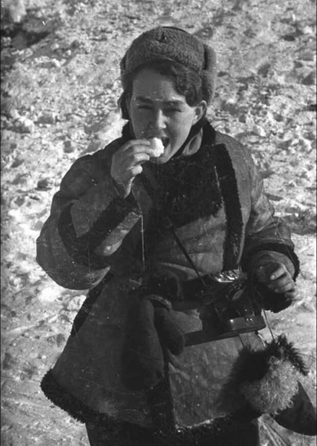 Наталья Боде. С «Лейкой» через всю войну