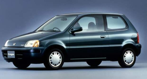 Honda Logo — Экономичный и неприхотливый японский авто для новичков