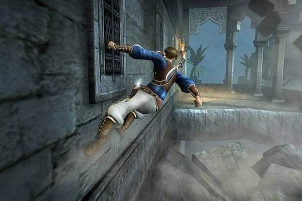 Невозможная акробатика – Prince Of Persia