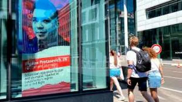 """""""С той стороны очень грязно"""": Протасевич окончательно расчехлил белорусскую оппозицию"""